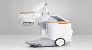 Thiết bị chụp X quang di động